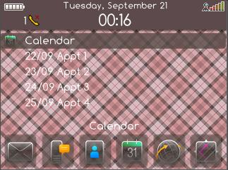 <b>Burberry Today Plus themes for blackberry 8520/85</b>