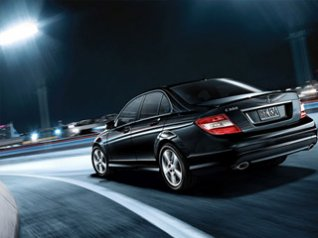 Mercedes-Benz c300 for Bold 9790 640x480 wallpape