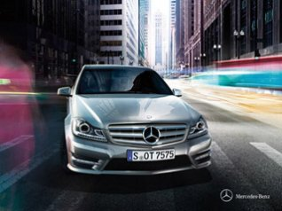 Mercedes-Benz C-Class for Curve 9380 os7 wallpape
