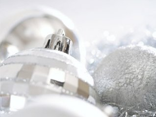 Christmas Ball for bb torch 9800 wallpapers