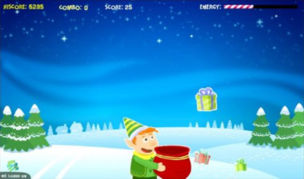 Christmas Falls v1.0.0 games for playbook