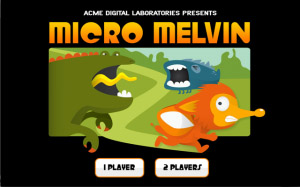 Micro Melvin v1.0.0 apps for blackberry playbook