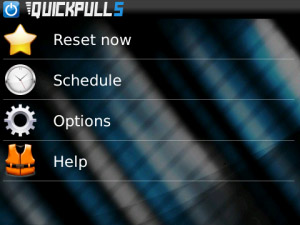 free QuickPull v5.1.2 for bb os7.0 apps