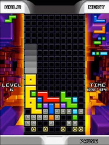 Tetris Mania v3.0.0 for blackberry 480x320 games
