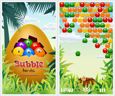 Bubble Birds HD v1.2.1.1