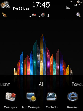 OS7 Reborn for Torch 2 9810 themes
