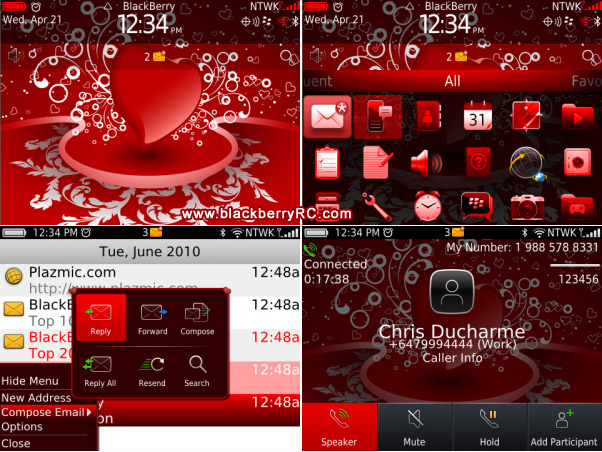 FREE Valentine v1.0 for 9800 torch themes
