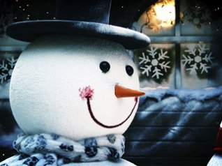<b>Cute Snow Man for 9981 wallpapers</b>