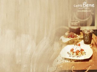 Caffe Bene - blackberry 9550 wallpapers