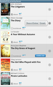OverDrive Media Console v2.4.0 – Library eBooks