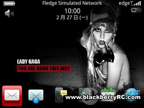You are Born this Way for 89xx,96xx,9700 themes o