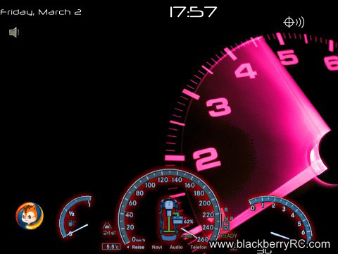 Porsche Pink v2.0 P'9981 icons themes