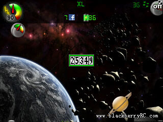 <b>final space theme for BB 9300,9330 themes os6.0</b>