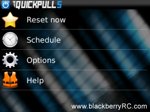 QuickPull v5.1.5 for blackberry apps(os7.0)