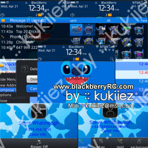 Stitch bb theme for blackberry 97xx,9650 themes