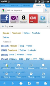 Maxthon Mobile Web Browser v2.4.5