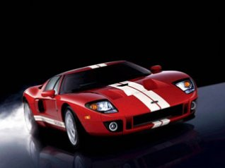 Ford GT car for bb 9650 wallpaper