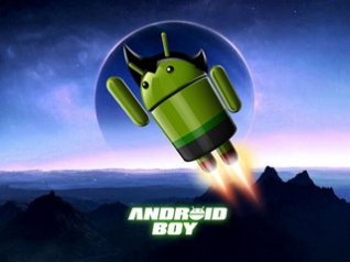 Android Boy wallpaper