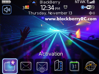 Journey Into Trance for blackberry curve 8520 the