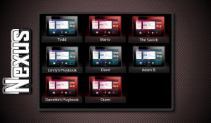 Nexus v1.3.2 for blackberry playbook apps