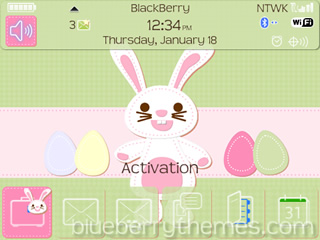 Bunny Easter for bb 97xx,9650 bold themes