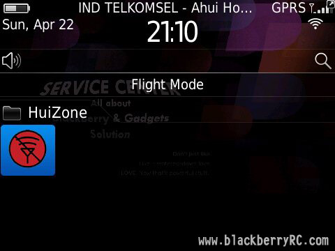 <b>Flight Mode v1.0.0</b>