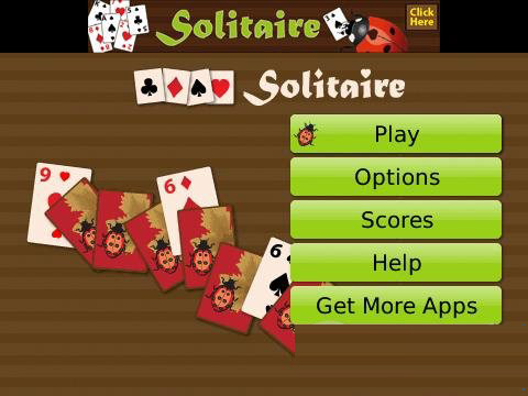 <b>Free Solitaire v2.2.0 for OS 4.7,5.0,6.0,7.0 game</b>