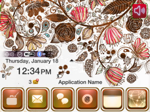 <b>Floral Design v1.1.0 Theme ( US$1.99 )</b>