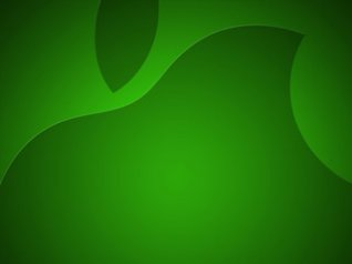 Green Apple  cool blackberry backgrounds