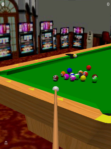 <b>Vegas Pool Sharks v1.07 - top blackberry games</b>
