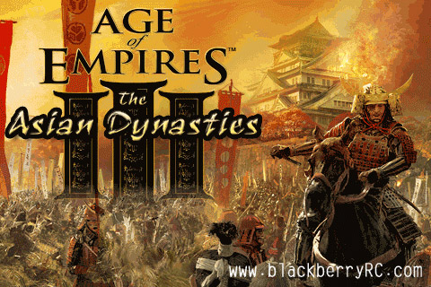 Age Of Empires III Asian Dynasties v1.0.0