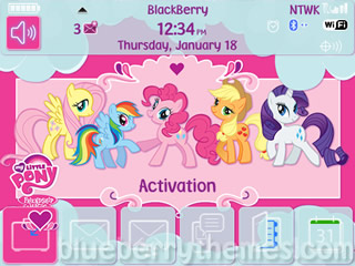 My Little Pony Friendship is Magic for 97xx,9650