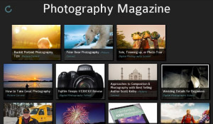 <b>Photography Magazine v2.0</b>