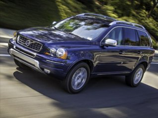 Volvo XC90 2013 - 640x480 wallpapers