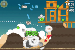 Angry Birds v2.2 for playbook games