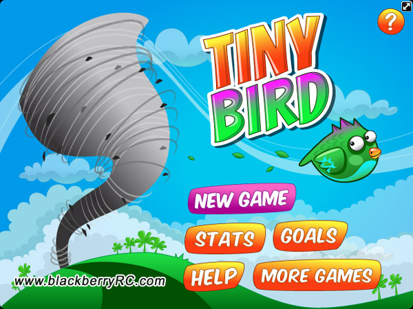 <b>Tiny Bird v1.6 for BB 9900, 9930 games</b>