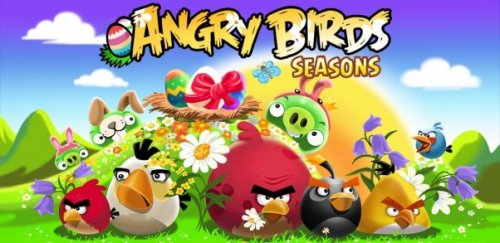 Angry Birds Seasons v2.5