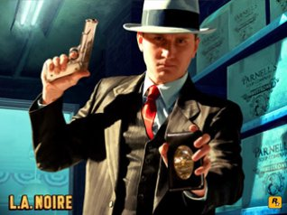 Cole Phelps for blackberry 9900 bold wallpaper