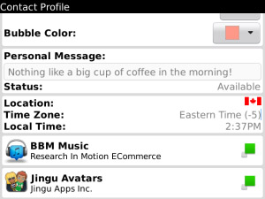 <b>BlackBerry Messenger v6.2.0.56 for BB APPLICATION</b>