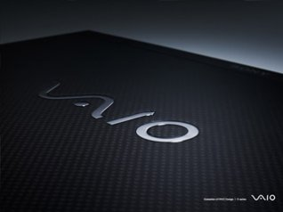 Sony VAIO for blackberry 9320 wallpapers