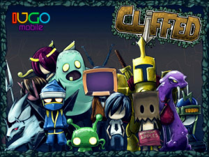 <b>Cliffed v1.0 for blackberry 89xx, 96xx, 97xx game</b>