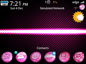 <b>3D Icons PINK Theme ( US$0.99 )</b>