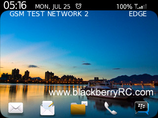 <b>Icon OS7 for BlackBerry OS4.5 themes</b>