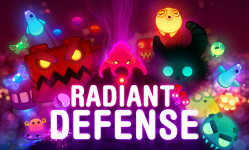 <b>Radiant Defense v2.0.1 By Hexage</b>