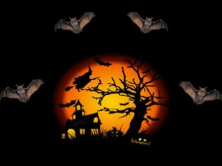 <b>2012 HALLOWEEN WALLPAPER</b>