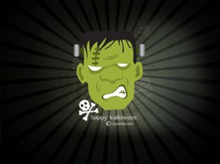<b>2012 Halloween Frankenstein 640x480 wallpaper</b>