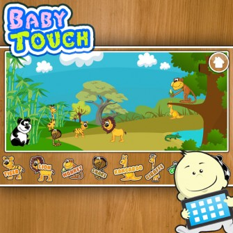 <b>Baby Touch v2.0 - playbook applications</b>