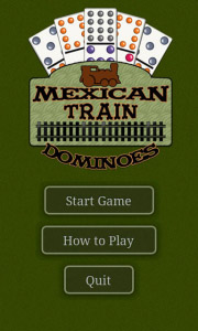 <b>Mexican Train Dominoes v1.203 ( Price 0.99 )</b>