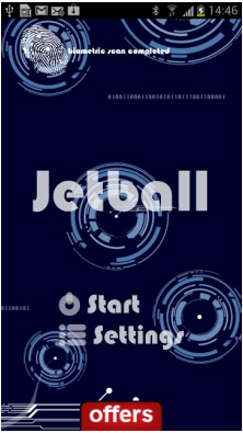 <b>Jetball v2.0 for playbook game</b>
