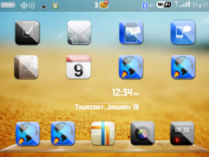 <b>Fresh Theme - Evo ( US$0.99 )</b>